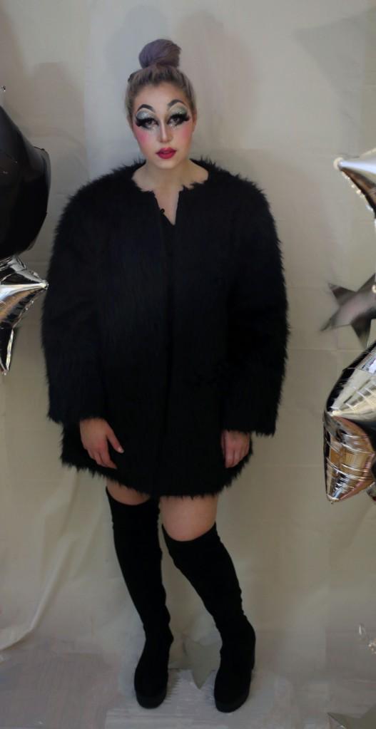 fur front