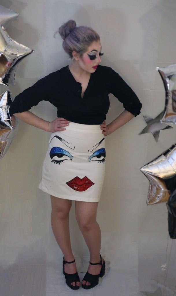 skirt face 2
